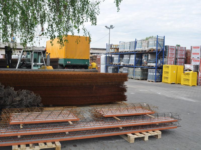 Stovarište građevinskog materijala preduzeća Joter u Nišu
