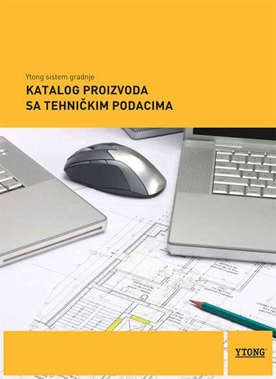 Katalog proizvoda sa tehničkim podacima