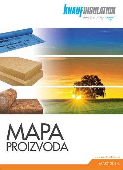Kompletna ponuda Knauf Insulation proizvoda u Srbiji