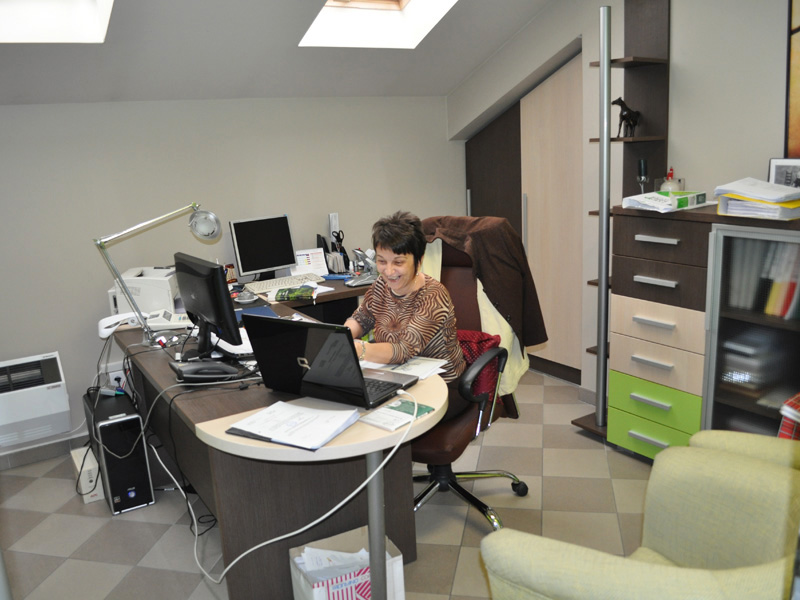 Osoblje preduzeća Joter d.o.o. u Kruševcu