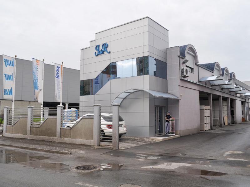 poslovne prostorije preduzeća Joter doo u Kruševcu