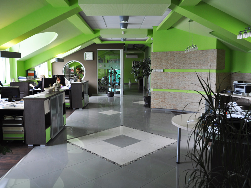 Poslovne prostorije preduzeća Joter u Kruševcu