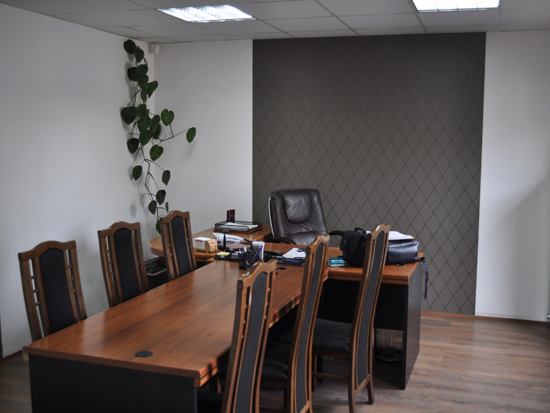 poslovne prostorije preduzeća Joter doo u Nišu