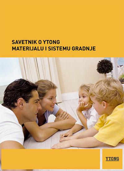 Savetnik o YTONG materijalu i sistemu gradnje