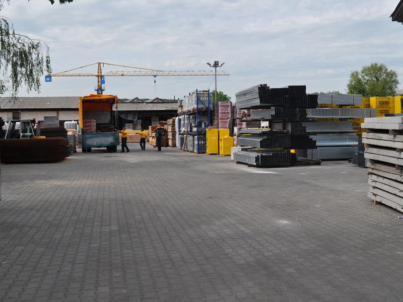 Stovarište građevinskog materijala Joter d.o.o. u Nišu