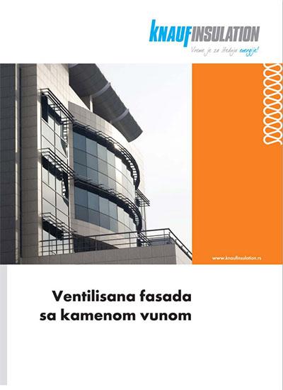 Izolacija spoljašnjeg zida - ventilisana fasada
