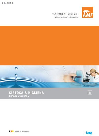 AMF čistoća i higijena