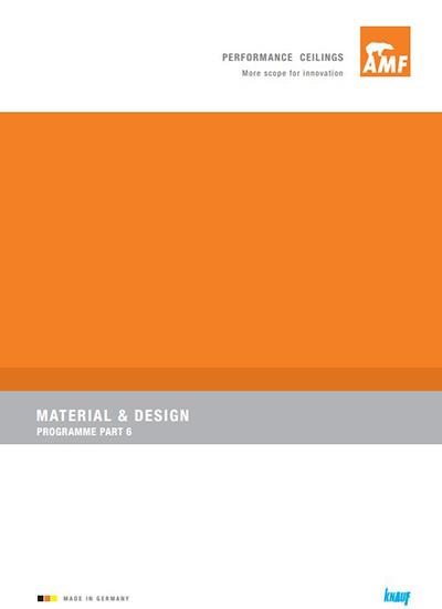 AMF materijali i dizajn
