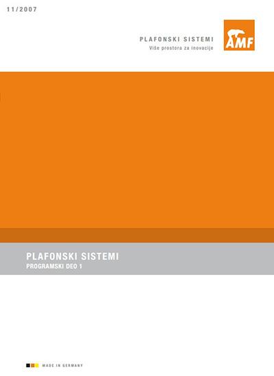 AMF plafonski sistemi