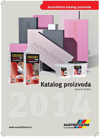 Austrotherm katalog proizvoda