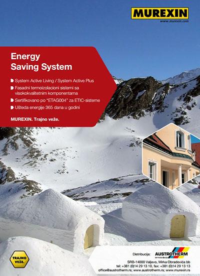 Murexin fasadni termoizolacioni sistemi