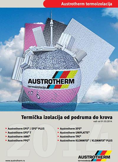 Austrotherm termička izolacija od podruma do krova