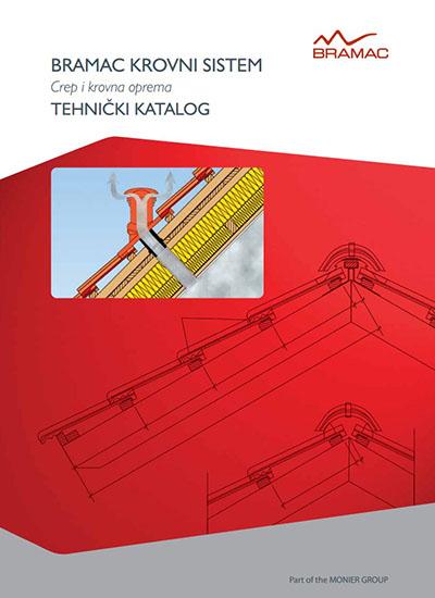 BRAMAC tehnički katalog