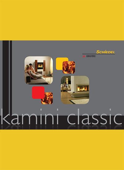 Schiedel kamini classic