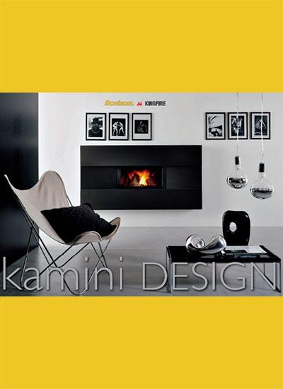 Schiedel kamini design