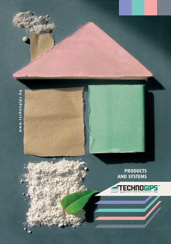 Tehnogips proizvodi i sistemi