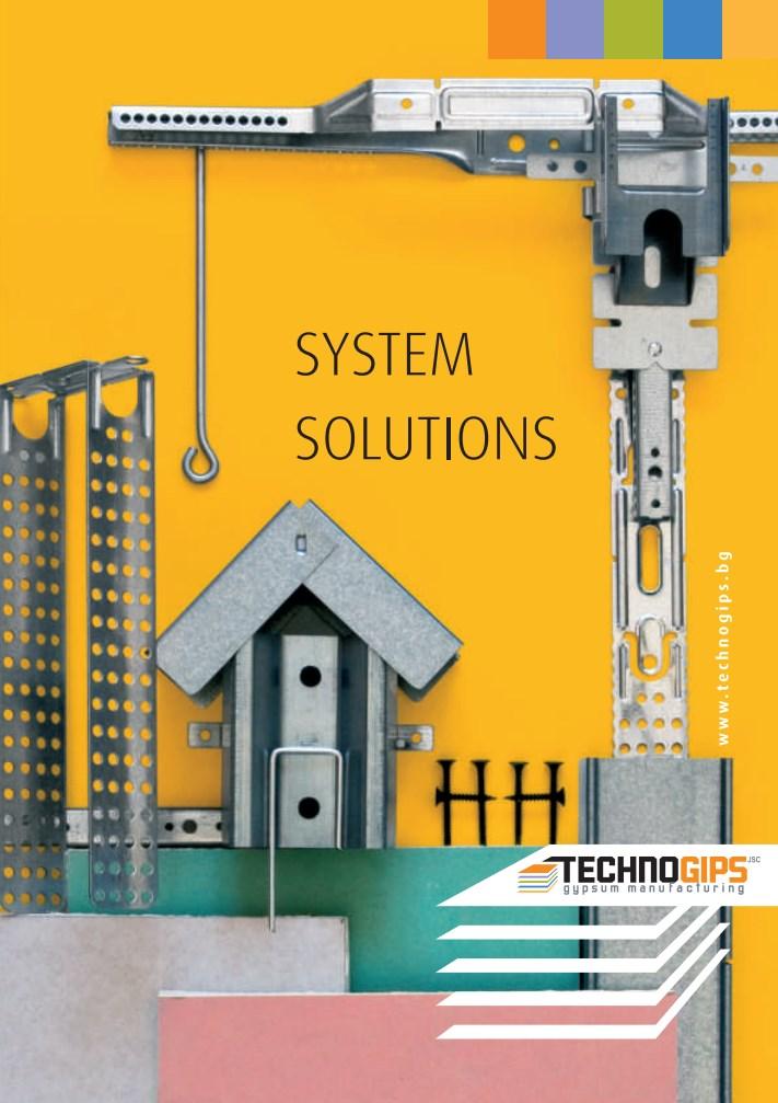 Tehnogips sistemska rešenja