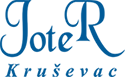 Joter d.o.o. stovarište građevinskog materijala Logo