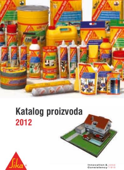 Sika katalog